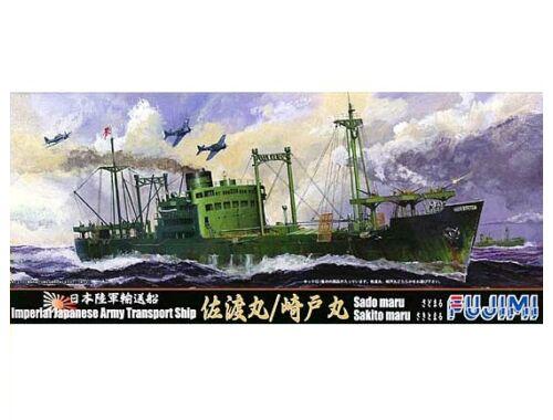 Fujimi IJN Seaplane Carrier SADO maru 1:700 (FU401010)