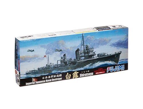 """Fujimi IJN Destroyer """"SHIRATSUYU"""" """"HARUSAME"""" 2set 1:700 (FU401102)"""
