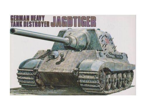 Fujimi German Heavy Tank Jagdtiger 1:76 (FU762081)