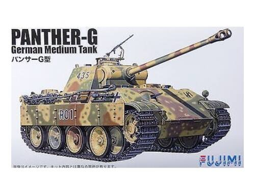 Fujimi German Panther G. 1:76 (FU762258)