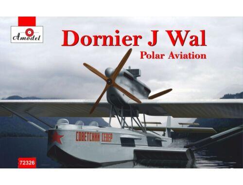 Amodel Dornier J Wal, Polar aviation 1:72 (72326)