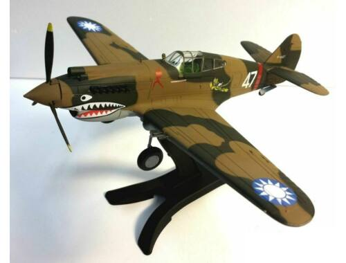 Bronco Flying Tiger (A.V.G) P-40C Tomahawk 1:48 (48BK004)