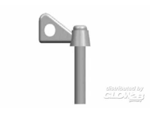 Bronco Single Wing Nuts (German Version) 1:35 (AB3501)