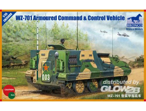Bronco WZ-701 ACCV 1:35 (CB35088)