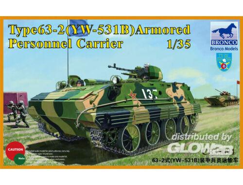 Bronco YW-531B APC 1:35 (CB35094)