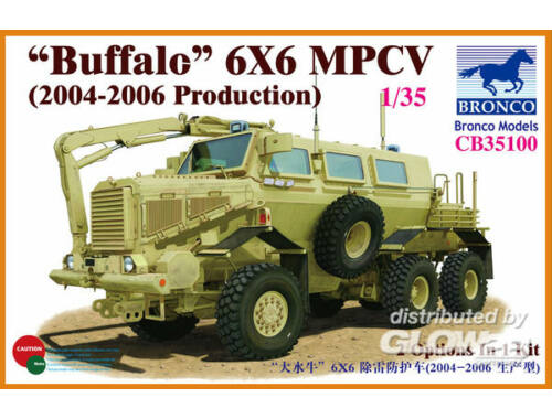Bronco Models-CB35100 box image front 1