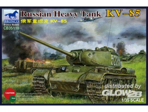 Bronco Russian Heavy Tank KV-85 1:35 (CB35110)
