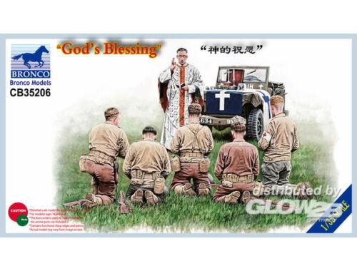 Bronco God's Blessing 1:35 (CB35206)