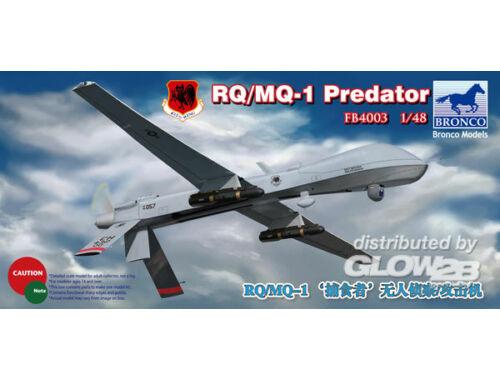 Bronco RQ/MQ-1 Predator 1:48 (FB4003)