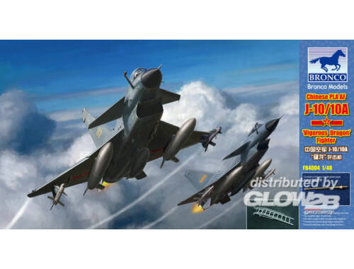 Bronco Chinese J-10A Fighte 1:48 (FB4004)
