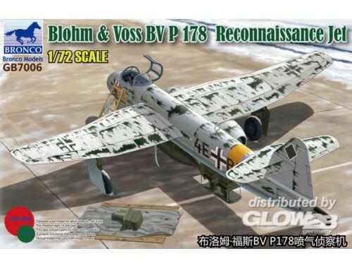 Bronco BV P.178 Reconnaissance Jet 1:72 (GB7006)