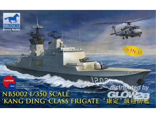 "Bronco Kang Ding"" class Frigate 1:350 (NB5002)"