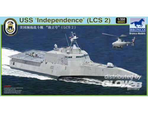 Bronco LCS-2'Independence' 1:350 (NB5025)