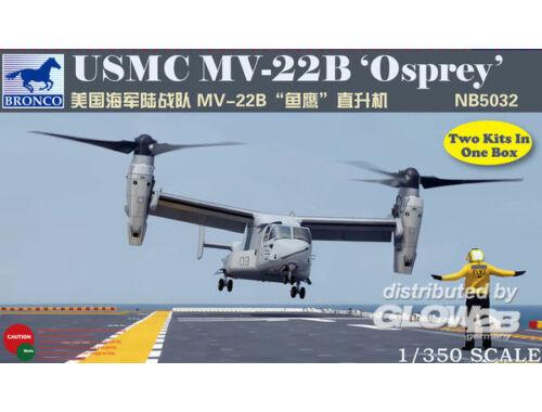 Bronco MV-22B Osprey 1:350 (NB5032)