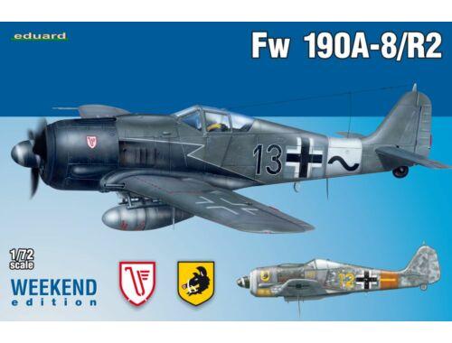 Eduard Fw 190A-8/R2 WEEKEND edition 1:72 (7430)