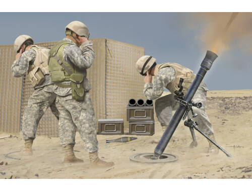Hobby Boss M252 Mortar 1:3 (81012)