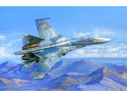 Hobby Boss Su-27 Flanker B 1:48 (81711)