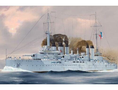 Hobby Boss French Navy Pre-Dreadnought Battleship Danton 1:350 (86503)