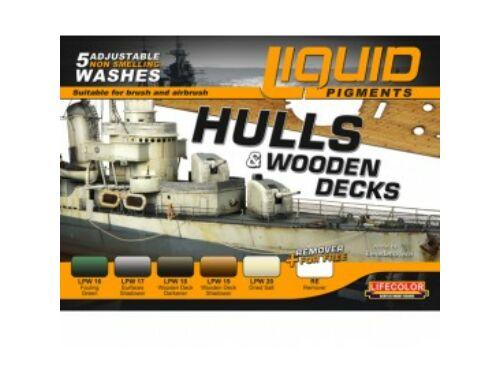 Lifecolor Liquid Pigments Hulls Wooden Decks (LP04)