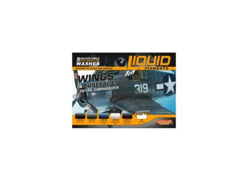 Lifecolor Liquid Pigments Wings Fuselages Detail Emphasizer (LP06)