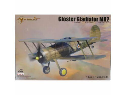 Merit Gloster Gladiator MK2 1:48 (64804)