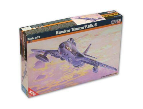 Mistercraft Hawker Hunter F.Mk.6 1:72 (D-201)