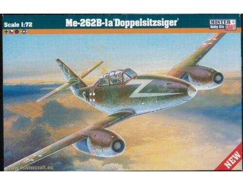 Mistercraft Me-262B/CS-92 Shwalbe 1:72 (D-215)