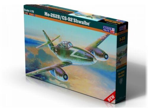 Mistercraft Me-262A-1 Shwalbe 1:72 (D-224)