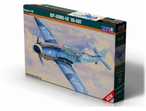 Mistercraft BF-109G-12'JG-101 1:72 (D-25)