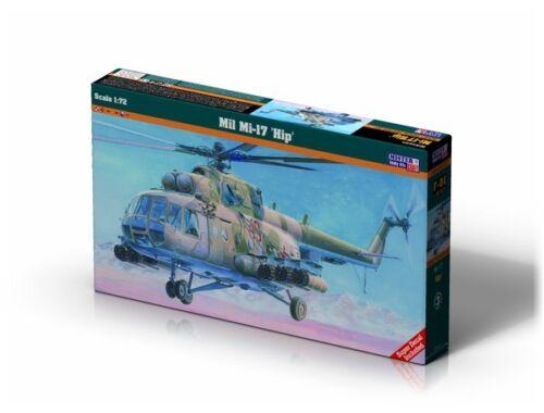 Mistercraft Mil Mi-17 Hip 1:72 (F-01)