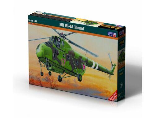 Mistercraft Mil Mi-4 Hound 1:48 (F-04)