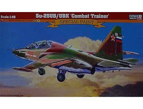 Mistercraft Su-25 UB/UBK Combat Trainer 1:48 (G-11)