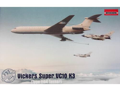 Roden Vickers Super VC10 K3 Type 1164 Tanker 1:144 (327)