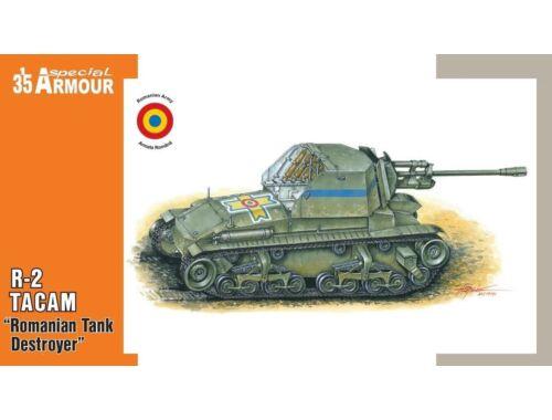 "Special Hobby R-2 TACAM ""Romanian Tank Destroyer"" 1:35 (35004)"