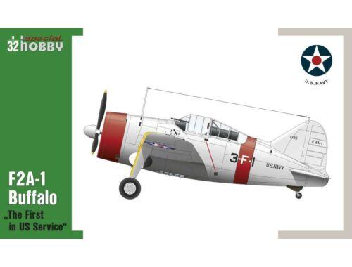 Special Hobby F2A-1 Buffalo 1:32 (32064)