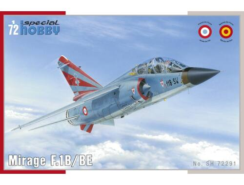 Special Hobby Mirage F.1 B 1:72 (72291)