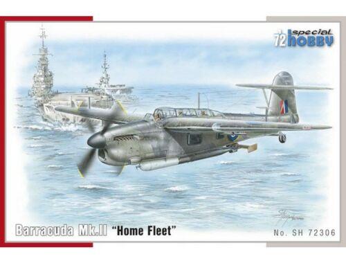 Special Hobby Barracuda Mk.II Home Fleet 1:72 (72306)