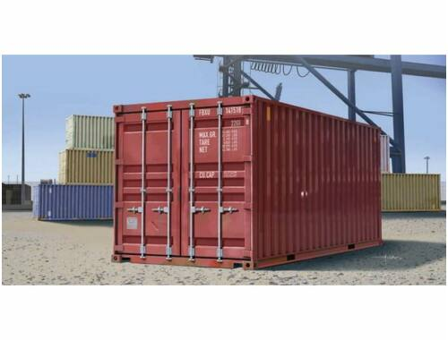 Trumpeter 20ft Container 1:35 (01029)