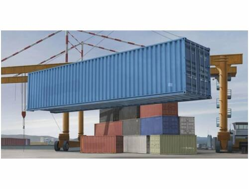 Trumpeter 40ft Container 1:35 (01030)