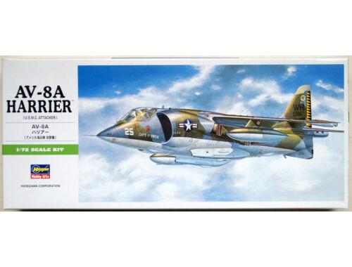 Hasegawa AV-8A Harrier 1/72 (B10)