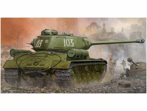 Trumpeter Soviet JS-2 Heavy Tank 1:35 (5588)