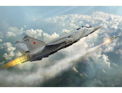 Hobby Boss Russian MiG-31 Foxhound 1:48 (81753)
