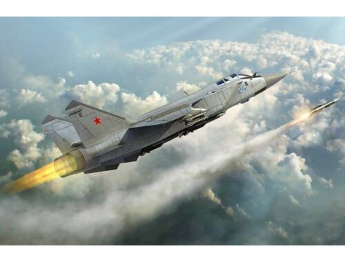 Hobby Boss Russian MiG-31 Foxhound 1:48 (81753)