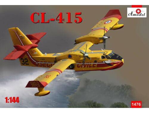 Amodel CL-415 amphibious aircraft 1:72 (1476)