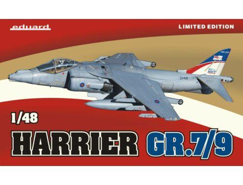 Eduard Harrier GR.7/9 LIMITED EDITION 1:48 (1166)