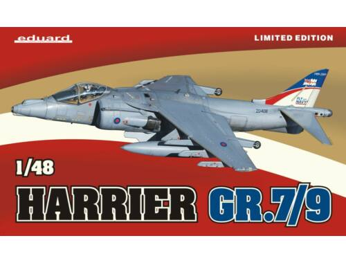 Eduard Harrier GR.7/9 LIMITED EDITION 1:48 (1166)