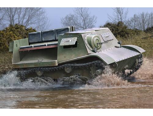 Hobby Boss Soviet T-20 Armored Tractor Komsomolets 1940 1:35 (83848)