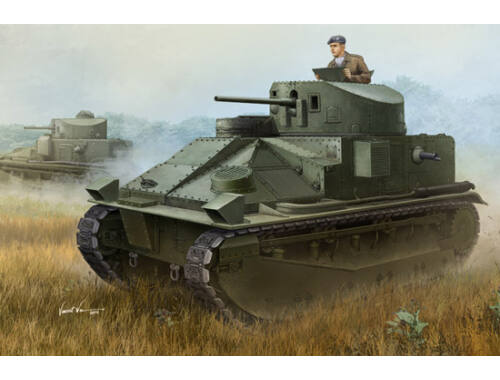 Hobby Boss Vickers Medium Tank MK II 1:35 (83879)