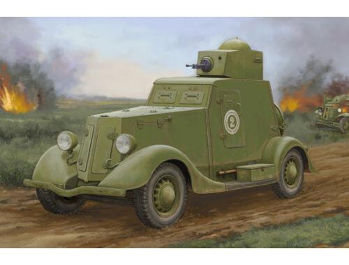 Hobby Boss Soviet BA-20 Armored Car Mod.1939 1:35 (83883)