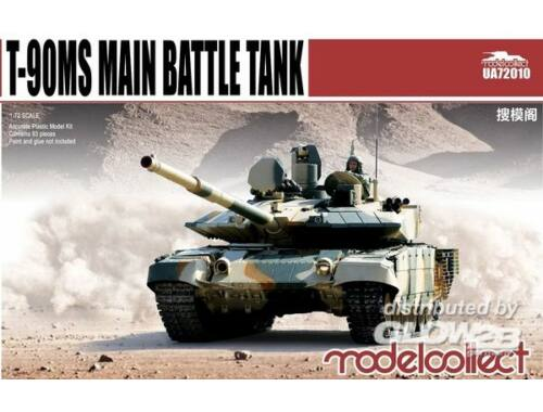 Modelcollect T-90MS Main Battle Tank 1:72 (UA72010)